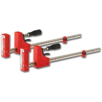 Jet 70424-2 24-Inch Parallel Clamp 2 Pack