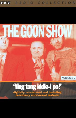 The Goon Show, Volume 7 Titelbild