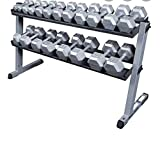 Efit Dumbbell Rack 4 feet by 2 feet (Without Dumbbells)