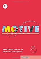 Motive: Arbeitsbuch A1 Lektion 1-8 mit MP3 Audio-CD