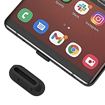 20 Pack USB C Anti Dust Plugs Covers for Smartphone,Laptop,MacBook-Type C Dust Plugs for Samsung Galaxy S21 S20 S10/ Note 20,Silicone Port Dust Stoppers Set