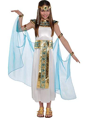 Cleopatra - Disfraz para niñas, diseño de Libro de la Reina Egipcia