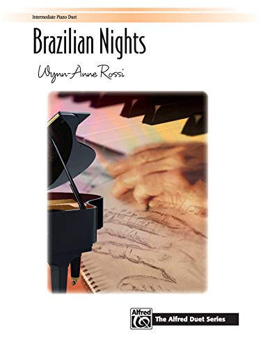 Price comparison product image Brazilian Nights: Sheet (The Alfred Duet Series)
