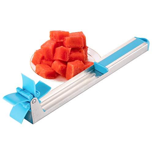 Meetco Stainless Steel Windmill Watermelon Slicer