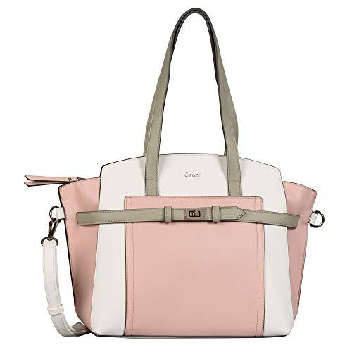 Gabor Celina, Shopper para Mujer, Color Blanco, Large