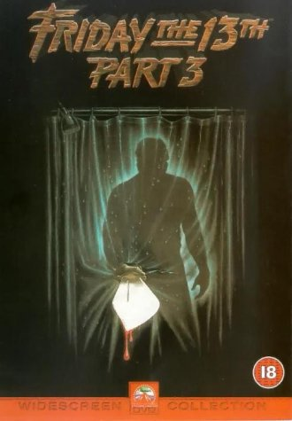 Friday The 13th Part III  1982]  DVD]  1970]