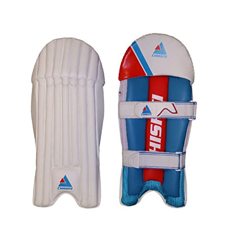 Chishti Cricket Wicket Keeping Pads/Beinschützer Torpedo Herren