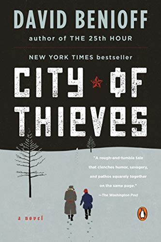 City of Thieves: A Novel (English Edition)