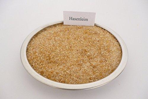Glutinleim Hasenleim 1 kg Inhalt