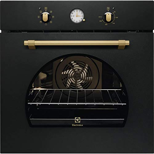 Electrolux - Forno multifunzione FR 65 G finitura nero ghisa da 60cm