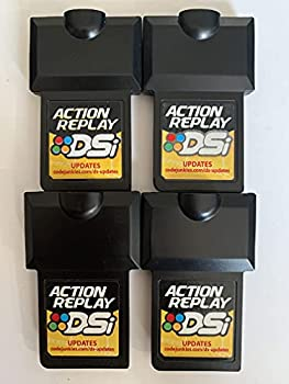 Portable & Gadgets Action Replay for Nintendo 3DS DSI DS Lite and DS - DSi Yellow