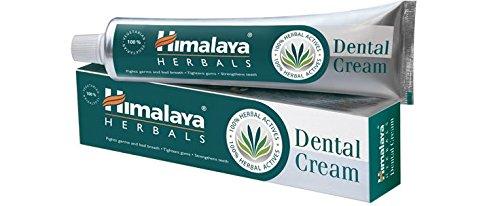 Himalaya Hierbas Aryuvédico Dental Crema 100g, 5 UNIDADES