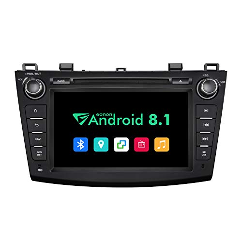eonon GA9263B Android 8.1 fit Mazda 3 2010 2011 2012 2013 Quad-Core Indash Auto Digital Audio Video Stereo autoradio 8