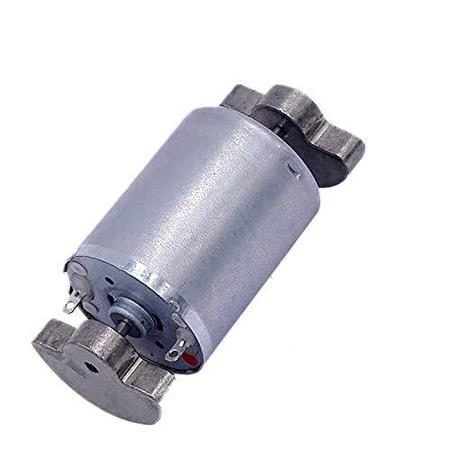 ICQUANZX Motor de vibración con cepillado de CC 12V 8000RPM 775 Motores...