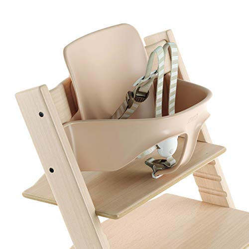 Stokke Ergonomic 2019 Tripp Trapp Baby Set with Harness, Natural