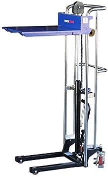 MAGT Piattaforma elevatrice da Laboratorio 100mm Piattaforma elevatrice da Laboratorio con ossido di Alluminio Piattaforma elevatrice da Laboratorio 1Pc 100