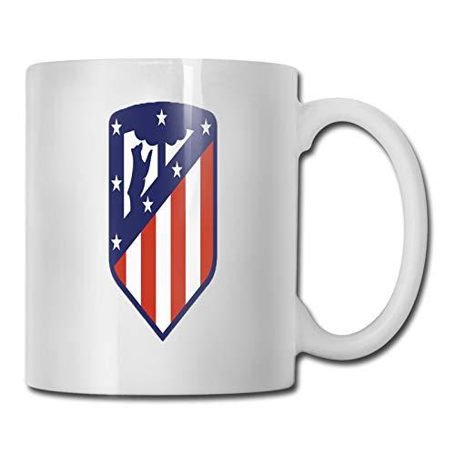 Atlético Madrid La Liga UEFA Champions League Real Madrid C.F. Fc Barcelona Png Taza de café divertida diseño de tazas de café sensibles al calor