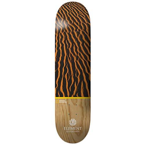 Element Skateboard Deck Nat Geo Earth 8.5