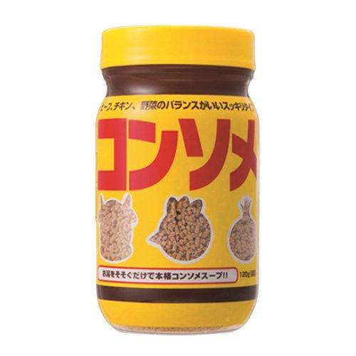 日東食品 コンソメスープ 120g 【3個セット】
