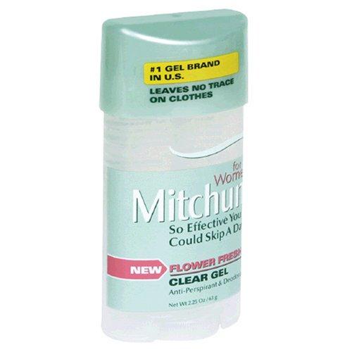 Revlon W-BB-1573 Mitchum Power Gel Dusche Frische Anti-Perspirant & Deo von Revlon f-r Frauen - 2,25 Unzen Deodorant Stick