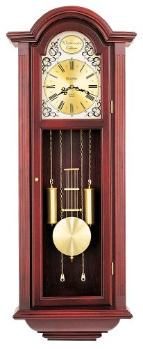 Bulova C3381 Tatianna Chiming Clock