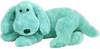 TY Beanie Buddy - DIDDLEY the Green Dog