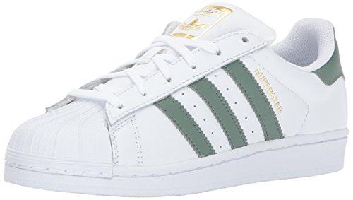 adidas Originals Superstar - Zapatillas unisex para niños, color, talla 19 EU
