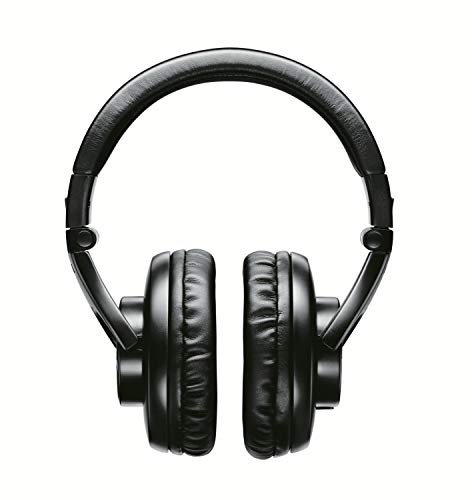 Shure SRH440 Professional Studio Foldable Headphones
