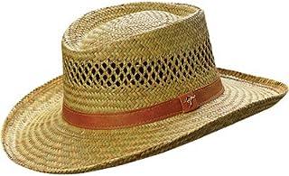 Gambler Straw Hat-Natural