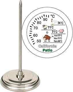 California Patio (カリフォルニアパティオ) 肉用温度計 (ミートサーモ)