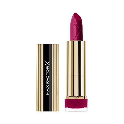 Max Factor Colour Elixir Lipstick Icy Mulberry 685 – Pflegender Lippenstift, der mit einem brillanten, intensiven Farbergebnis begeistert