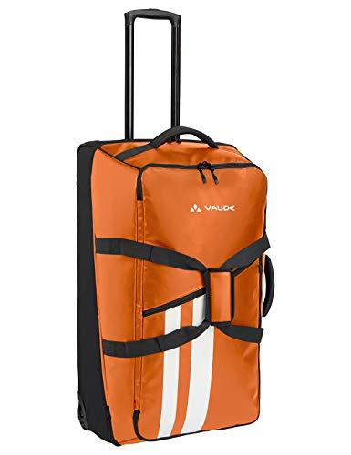 VAUDE Reisegepäck Rotuma 90, Großer Trolley fürs Reisen, 90 l, orange, one Size, 142472270