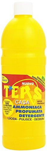 Ters Igienizzante Super Sgrassante, Ammoniaca Profumata Detergente - 1000 ml