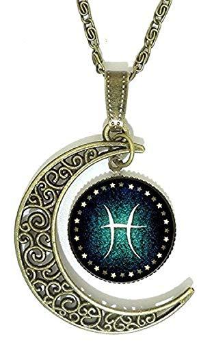 Ketting - symbool - sterrenbeeld - astrologisch teken - origineel cadeau-idee