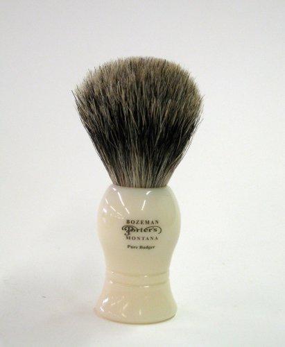Porter's Badger Shaving Brush