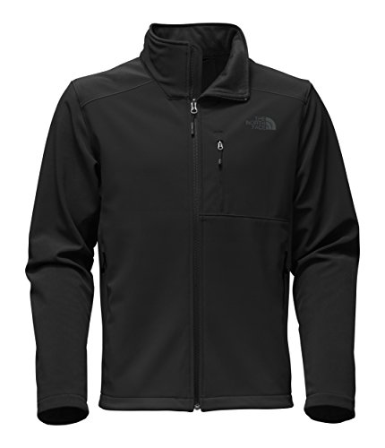 The North Face Men's Apex Bionic 2 Jacket - TNF Black & TNF Black - L