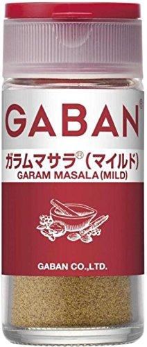 ハウス GABAN ガラムマサラ(マイルド)<パウダー> 20g×5個