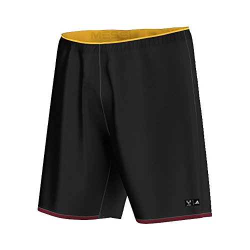 adidas Herren Adizero F50 Messi Training Short S black/solar gold