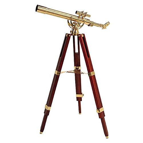 Omegon Telescopio de Latón MT 60/700