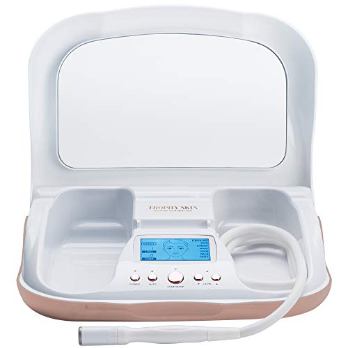Trophy Skin MicrodermMD at Home Microdermabrasion Beauty System for Exfoliation and Anti-Aging