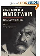 Autobiography of Mark Twain:fırst edition, (1st edition)