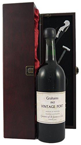 1963 Graham's Vintage Port
