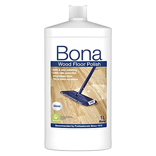 Bona Wood Floor Polish Gloss- 1Lit - WP511013011