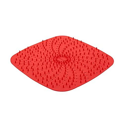 Qirun Wiederverwendbare Heißluftfritteuse-Korb SilikonmattenMultifunktions-Silikon in Lebensmittelqualität SquareAir Fryer Supply Backen Kochwerkzeuge