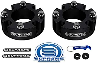 Supreme Suspensions - Front Leveling Kit for 2007-2020 Toyota Tundra and 2008-2020 Toyota Sequoia 2
