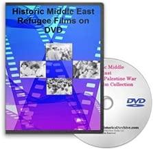 Historic Middle East Refugee Films on DVD- 1950s Era Arab - Palestine - Israeli War and Refugee Camps