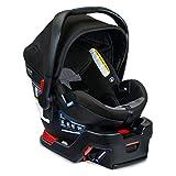 Britax B-Safe Gen2 Flexfit Infant Car Seat, StayClean - Stain, Moisure & Odor Resistant Fabric