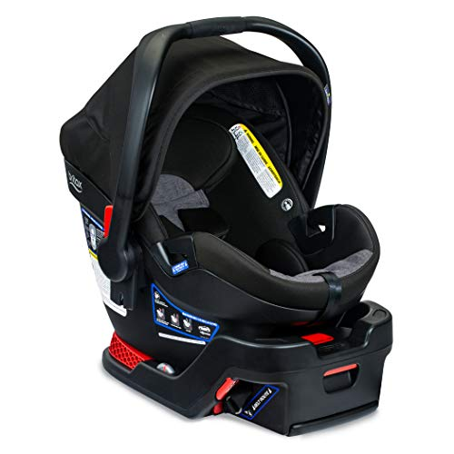 Britax B-Safe Gen2 Flexfit Infant Car Seat, StayClean - Stain, Moisure & Odor Resistant Fabric