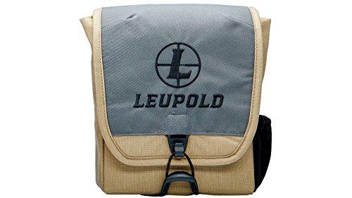 Leupold, Go Afield Binocular Case, Shadow Tan/Gray, Large