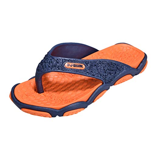 ♥ Loveso♥ Herren Flip Flops Surfen Zehentrenner Sports Sandalen Beach/Pool Pantoffeln Schuhe